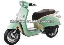 Sweden favor 50cc 2T/4T vintage /retro/vespa moped scooter/roller with EEC