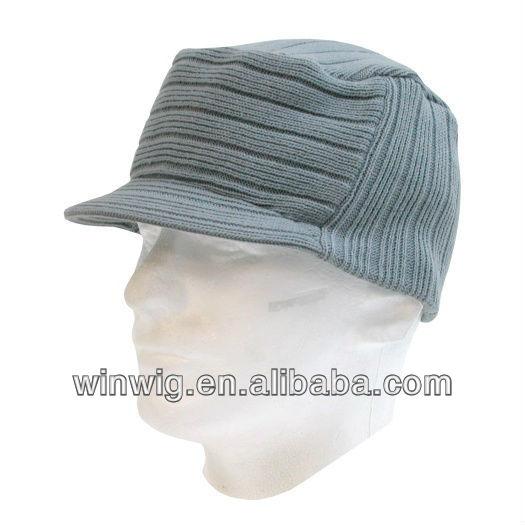 Beanie Skull Hats Hat Reggae Style Skull Cap