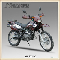 2013 RESHINE 4 stroke burst sells off-road chinese motorcycle brands