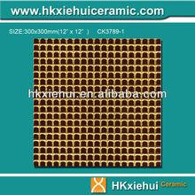 300x300mm crystal polished glazed tile ceramic