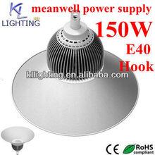 Nichia LED chip Meanwell driver E40 150w cooper led high bay light