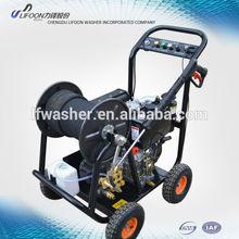 diesel engine pressure washer3600psi 13hp
