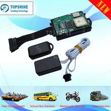 SiRF GPS Chip Sensitive Car GPS Tracker MT100 4 Band Network