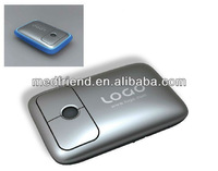 MF1582Wholesale Stainless Steel Wireless Mouse