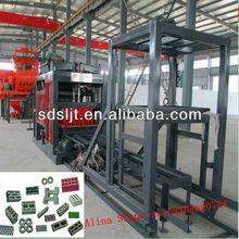 India machinery QT6-15 concrete blocks raw material concrete production line QT6-15