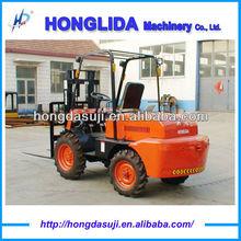 New Hongda Electric forklift