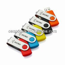 Twist 2GB USB Pen Driver, Circular Shape USB Manufacturer, Custom USB Swivel