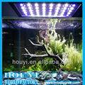 """Led 24"""" luz do aquário de água doce peixes tropicais com alta par 120 em cm"""