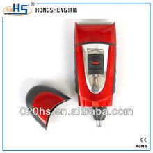 2013 Hottest dual functional Single Head Razor Men's Rechargeable Shaver