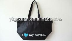 Eco friendly Silk Screen Non Woven Market Bag,string bag