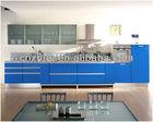 Modern wooden kitchen cabinet