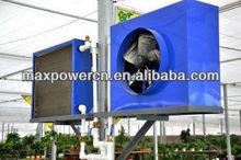 water hot air heater with aluminium radiator