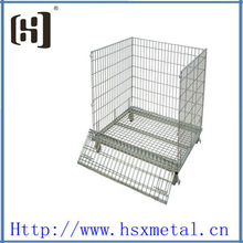 Folding steel wire storage cages HSX-1867