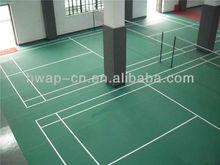 Anti Slip PVC Flooring/Badminton Court PVC Vinyl Flooring/Badminton Court Wooden Flooring