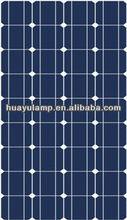 CE Certificate 150W Monocrystalline 18V Solar Panel