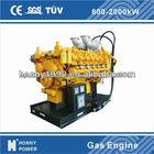 MAN,Doosan Generator bio gas