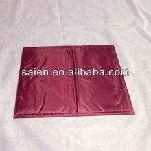 free gravity gel dog mattress/anti-decubitus gel pet cushion