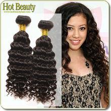 Aliexpress Hair Black Hair Curly Weave 4pcs Brazilian Virgin Deep Wave