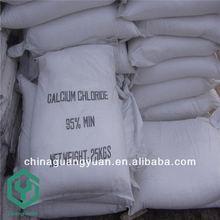 Caldo vendere cloruro di calcio fabbrica 74% 77% 94% in cina