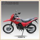 Four Stroke Disc/Drum Brake Racing ENDURO motor cycle 200cc