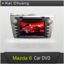 High Quality Mazda 6 2012 Car GPS DVD