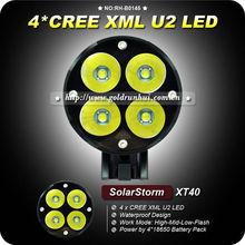 Goldrunhui RH-B0145 Rechargeable Led light 2800 Lumens Biek Led Light ztl
