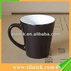 Heat transfer magic mugs 12oz cone mugs sublimation blanks
