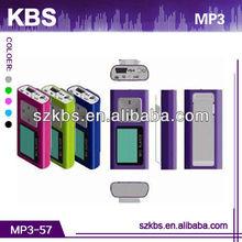New Cheapest blue sky fm radio mp3 player built-in loudspeaker