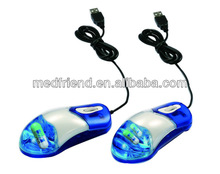 multifunction2in-1 Laser Pointer Mouse Weless Cmputer wireless computer optical mouse with minireceiver