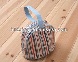 Waterproof canvas pvc coin bag / coin purse
