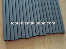 one set of unidirection carbon fiber tubes,black carbon fiber pipes,roll wrapped carbon fiber pipes