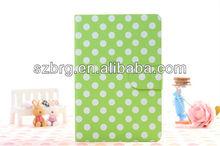 Lady Style Leather Case for iPad Mini, for iPad mini Cover,2013 Version