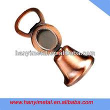 Custom made metal brass desk bell
