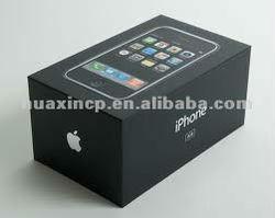 smart mobile phone paper box