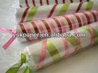 customer design candy wrapper