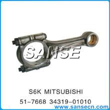 S6K cod rod /Mitsubishi connecting rod,51-7668,34319-01010..Sanse