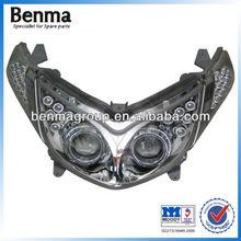 High Quality motorcycle Skywave400 headlight ,Skywave 400cc front indicator light
