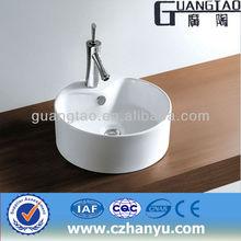 GT-404A Sanitaryware Ceramic wash basin parts