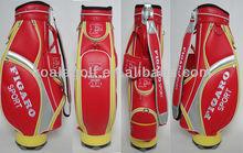Ladies Golf Cart Bag, Fashion design OEM Golf bag