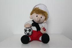ASTM Test top quality soft plush stuffed baby boy toys