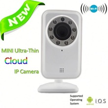 2013 New Arrival Mini WIFI wifi wireless network ip camera for Home Security