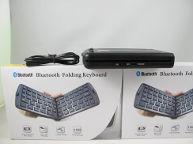 2013 High quality & New wireless silicone bluetooth keyboard