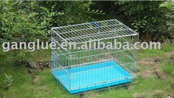 dog plastic kennels