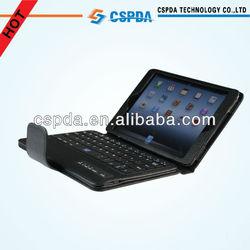2013 Brand new PU keyboard cover case for Apple iPad Mini