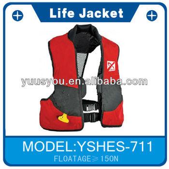 Waist Pack life jacket self-inflating