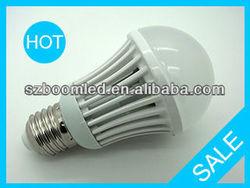 2013 LED Bulb dimmable 24SMD 3014 E27 6W Warm White 480 lumen/led candle bulb light/12v 8w led car bulb