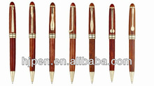 Brand Name Style Laser Wood Ball Point Pen Gift Promotional Pen
