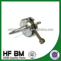 AX100 motorcycle crankshaft part, motorcycle crank shaft OEM quality China manufacture high performance