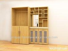 2013 novel made wooden book display cabinet for sale
