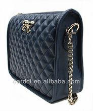 high quality sheepskin handbags tote bag for ladies